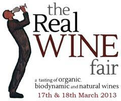 The Real Wine Fair 2013