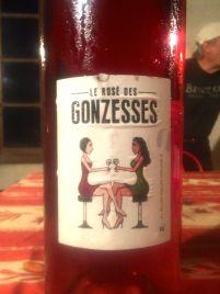 Solmogen rosé från Languedoc.