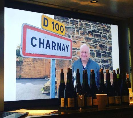 J-P Brun, Charnay