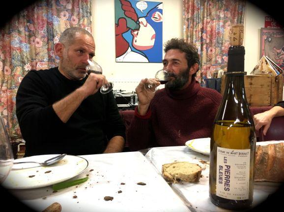 Philippe Delmée och Pat Desplats