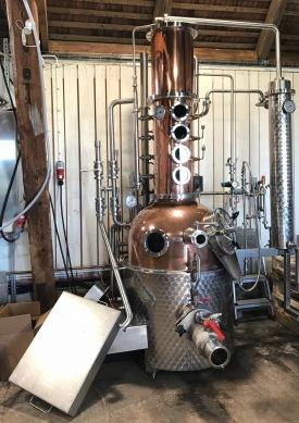 Destilleringsapparat